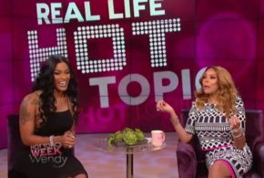 """Hilarious: Joseline Hernandez Talks Threesomes w/ Mimi Faust, Stevie J Cheating, The Game's """"Wood"""", If She Hooked Up w/ Rick Ross & More at 'Wendy'"""