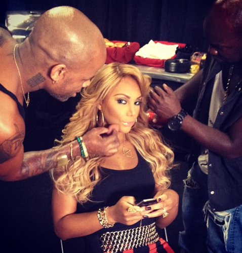 When One Door Closes: Tamar Braxton Lands Her Own Talk Show Following 'The Real' Departure? [Unconfirmed Report]