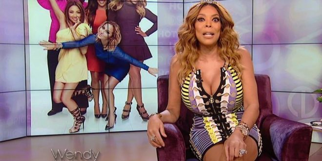 Wendy Williams Spills THE REAL Tea on Tamar Braxton Firing, Slams Tamar's Co-Hosts [Video]