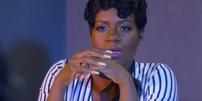 "New Video: Fantasia ""Sleeping With The One I Love"""