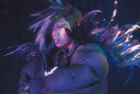 Missy Elliott Shines In New Marc Jacobs Fall 2016 Campaign [Photos]
