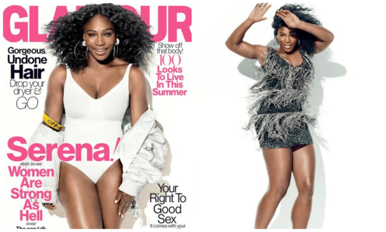 Serena Williams Slays,Talks Dating Drake, Her Legacy & More In 'Glamour'+Becomes Worlds Highest Paid Female Athlete [Photos]