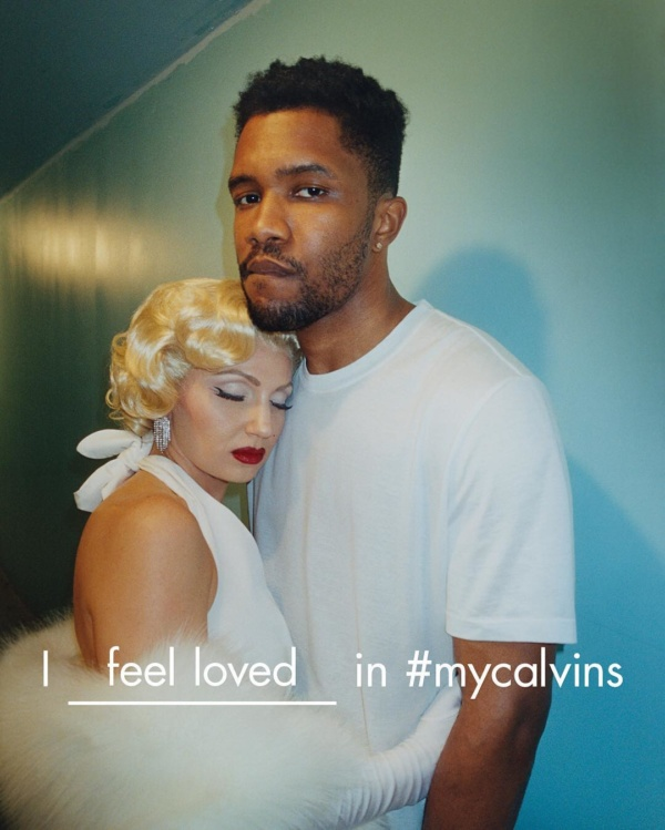 Watch: Calvin Klein Unveils Full 'My Calivins' Fall 2016 Campaign Ads Starring Frank Ocean, Young Thug, Zoë Kravitz & More