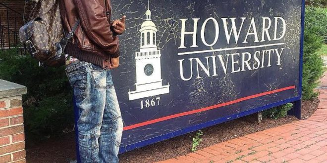 Hot Shot: Nick Cannon Enrolls at Howard University, Shares First Freshman Snap on DC Campus