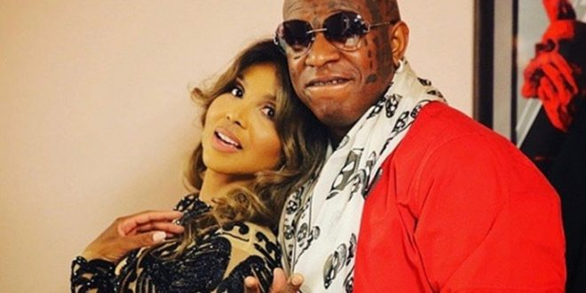 Bonnie & Clyde: Birdman Gifts His Boo Toni Braxton with Exclusive Unreleased 2017 Bentley SUV [Video]