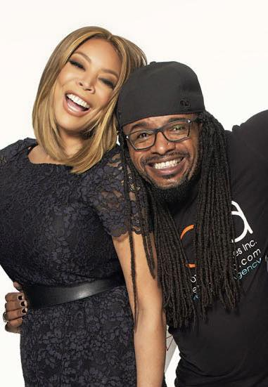 Wendy Williams Shares Emotional Message On The Death of Friend/Hair Stylist, Antwon Jackson