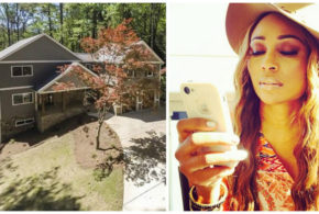 Move Over Chateau Sheree, Moore Manor: Cynthia Bailey's New 'RHOA' House 'Lake Bailey' Is Stunning [Photos]