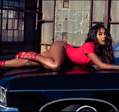 So Here For It: Sevyn Streeter Turns Up The Heat & Gets Super Sexy For 'My Love For You' [Video]