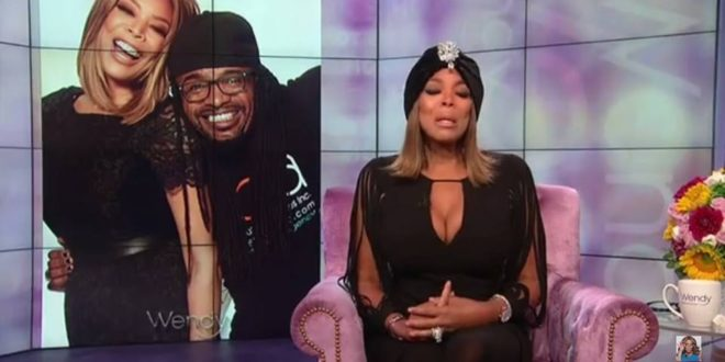 Did You Miss It? Wendy Williams Tears Up During Tribute To Hair Stylist/Friend Antwon Jackson Following Sudden Death Weeks Ago [Video]