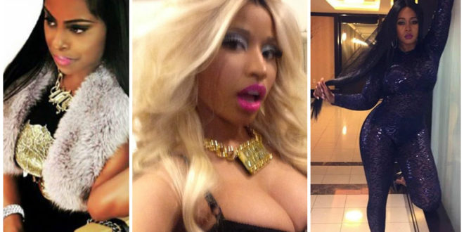 "Nicki Minaj Confirms ""Super Hood & Hard"" Collaboration w/ Foxy Brown & Remy Ma [Video]"