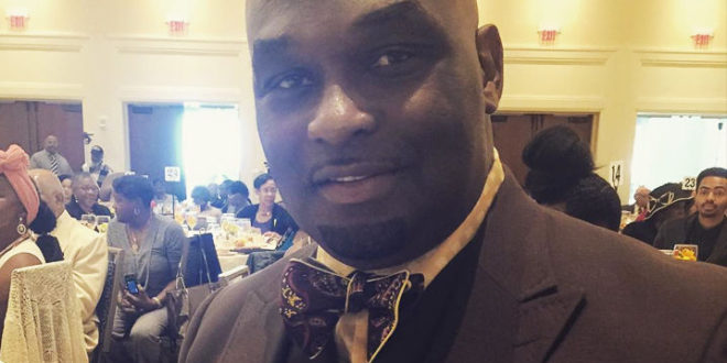 Sad News: 'Martin' Star Tommy Ford On Life Support in Atlanta, Wife Confirms He Is Not Expected To Make It Through The Day
