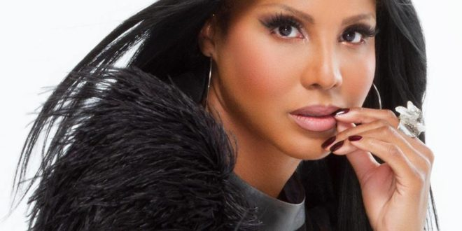 Toni Braxton Shares First Snap Following Hospital Admittance This Weekend, Thanks Fans For Their Support [Photo]