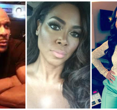 "Shade Queens: Matt Jordan Blasts Kenya Moore ""Sweetie, You're 45"" & Sheree Whitfield Responds To ""Chateau Thelma"" Shade, ""My Mom Loves Me"" [Video]"