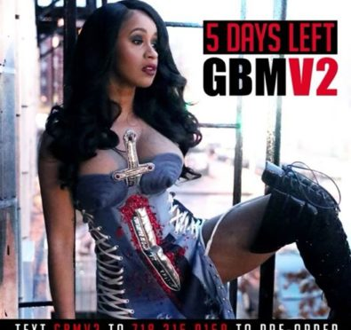 Cardi B Readies New EP 'GBMV2' & Unveils Cover, Snippet [Listen]