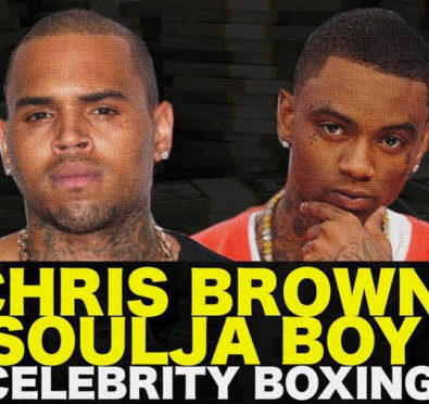 Confirmed: Chris Brown & Soulja Boy Celebrity Boxing Match Scheduled, Floyd Mayweather & Adrien Broner Co-signing & Training The Two+Chris Threatens To Move It Up After Soulja Takes Shots at Royalty [Video]