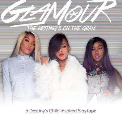 Stream: Kandi Burruss' Group Glamour Drops Destiny's Child Inspired 'The Writings on The Gram' Slaytape
