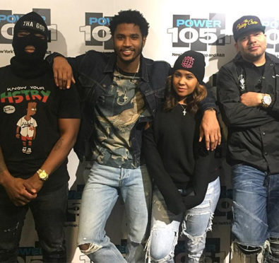 """Watch: Trey Songz Slams Keke Palmer, Talks MGM National Harbor Fiasco, Detroit Arrest, Confirms """"Reality Show"""" Is Fake & More at 'The Breakfast Club'"""