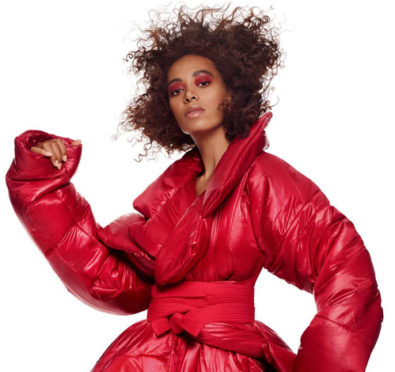 Solange Slays 'Elle' Cover Shoot, Talks Growing Up with Beyonce & Kelly Rowland, Her Music & More [Photos]