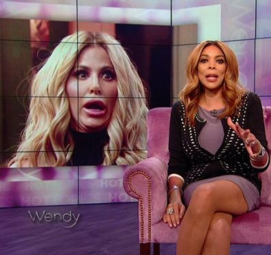 """Watch: Wendy Williams Talks 'RHOA' Midseason Trailer, Finally Addresses Nene Leakes Feud """"I Think You Get Caught In Your Feelings, You Made More of a Thing Than There Really Was"""""""