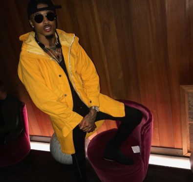 """August Alsina To Trey Songz Following 'The Breakfast Club' Interview """"I Will STILL Gladly Beat Your Goofy Ass"""""""