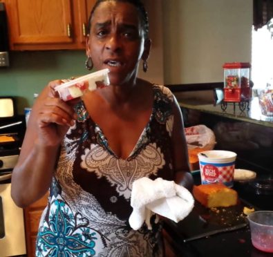 Oh No!!! Internet Sensation Auntie Fee Reportedly on Life Support Following Heart Attack+Updated Family Speaks Out