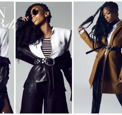 Hot Shots: Brandy Slays For 'Fashion Bomb Daily' March 2017 International Women's Day Spread