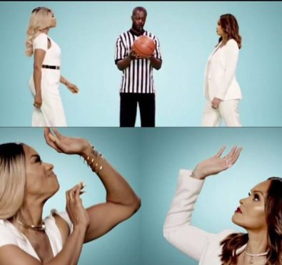 Watch: Evelyn Lozada & Tami Roman Face Off In All New 'Basketball Wives' Teaser