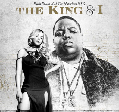 Faith Evans Unveils 'The King & I' Duets Album Cover on 20th Anniversary of The Notorious B.I.G.'s Passing [Video]