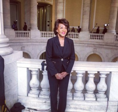 """Congresswoman Maxine Waters Responds To Bill O' Reilly's Racist """"James Brown Wig"""" Remarks In The Classiest Way Possible """"I'm A Strong Black Woman, And I Cannot Be Intimidated' Following Calls For His Termination"""