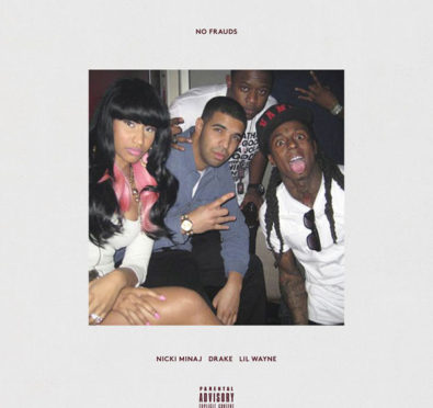 Listen: Nicki Minaj Claps Back at Remy Ma In 'No Frauds' (feat. Drake & Lil Wayne)
