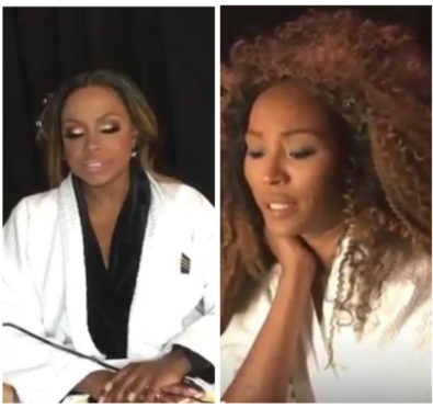 Watch: The Ladies Give Andy Cohen Advice on How To Prep For 'RHOA' Reunion Drama Ahead of Taping