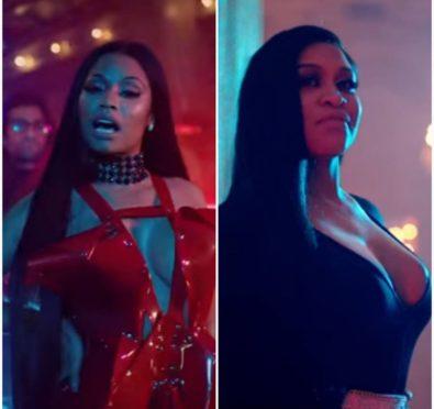 Messy: Nicki Minaj Reignites Remy Ma Beef, Features Her Former BFF Rah Ali In 'No Frauds' Video, Rah Ali Responds