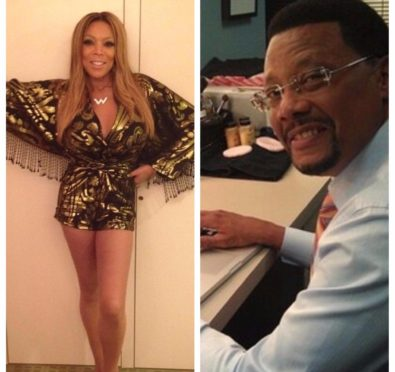 "Rewind That Read: Judge Mathis Drags Wendy Williams Live On Air ""You've Got Powder Around Your Nose"" & Accuses Co-HostOf Being Gay In Throwback Interview [Must See]"