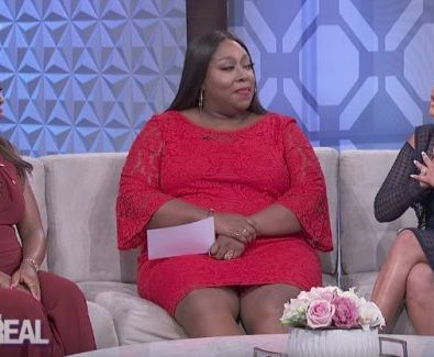 """Yikes! Mo'Nique Gets Adrienne Bailon Together Following """"Loud & Boisterous"""" Comments+Adrienne Apologizes To Naturi Naughton Over 3LW Breakup Drama on 'The Real' [Video]"""