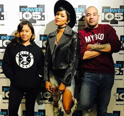 LeToya Luckett Dishes on New Album, Acting Career, Hiatus From Music, Relationship with Destiny's Child, Biopic Rumors & More at 'The Breakfast Club' [Video]