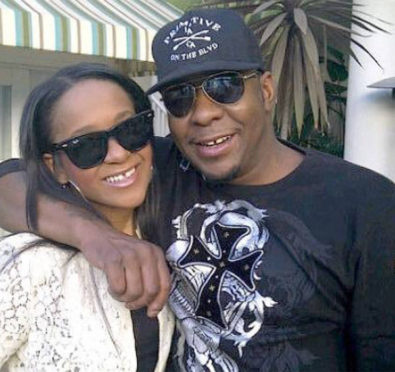 Must See: Bobby Brown Makes Contact with Whitney Houston & Bobbi Kristina on Emotional 'Hollywood Medium' Visit
