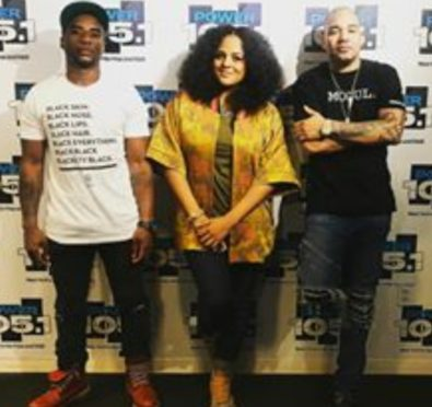 Marsha Ambrosius Spills The Tea On Floetry's Latest & Final Breakup, Lesbian Rumors, Motherhood, New Music, Beyonce & More