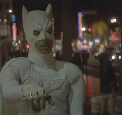 New Video: Jaden Smith 'Batman'