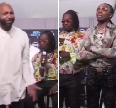 """Joe Budden On Migos Altercation at 2017 BET Awards: """"They Was Just a Little Too Sassy For Me"""" [Video]"""
