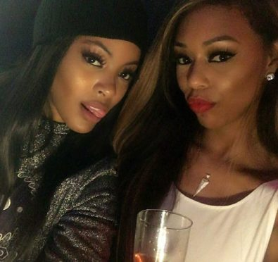 "'LHHATL' Star Bambi Defends BFF Malaysia Pargo Over 'Basketball Wives' Tami, Shaunie, Evelyn Drama ""I Would Have Bopped at Least Three Hoes at That Table"""