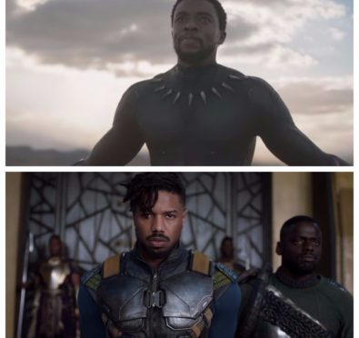 So Here For It: Marvel Unveils First EPIC 'Black Panther' Movie Trailer [Video]