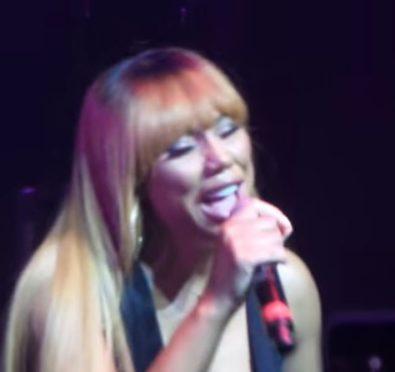 Watch: Tamar Braxton Belts Out Fresh 'My Man' Performance at Atlanta's 'Rhythm & Chews' Festival
