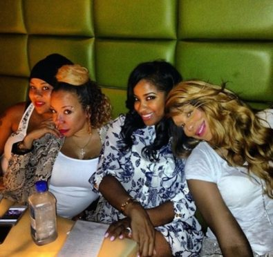 "Shots Fired: Tamar Braxton Calls Out Toya Wright For ""Instigating"" Feud Between She & Tiny, Offers Truce To Tiny+Tiny, Reginae Carter Respond [Video/Photos]"