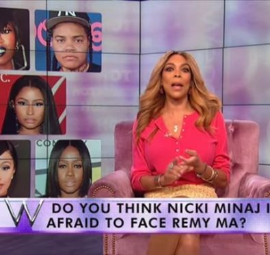 "Wendy Williams On Nicki Minaj NOT Attending 2017 BET Awards Reportedly Due To Remy Ma ""You Look Like a Coward For Not Showing Up"""