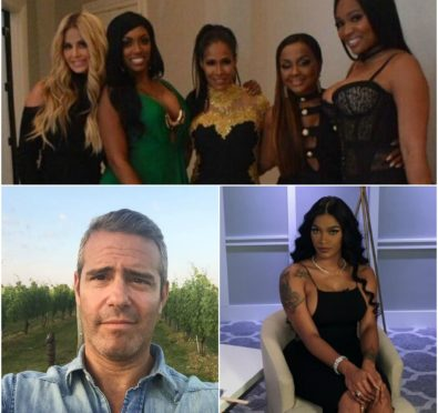 Joseline Hernandez Fans Flood Andy Cohen's Page with Pleas To Have Her Join 'Real Housewives of Atlanta' Following 'Love & Hip Hop: Atlanta' Departure [Photos]