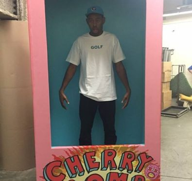 Here For It: Tyler The Creator Reportedly Reveals He Is Gay On New Album/Track 'Garden Shed' feat. Estelle
