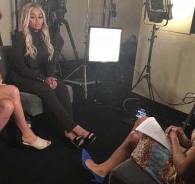"Watch: Blac Chyna Reveals She Was ""Devastated"" By Rob Kardashian's ""Cyber Bullying"" During 'Good Morning America' Sit Down with Attorney"