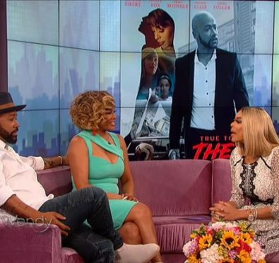 MUST SEE: Columbus Short Opens Up on His Drug Addiction, Toxic Marriage, Getting Fired From 'Scandal' & New Movie Alongside Vivica Fox at 'Wendy' [Video]
