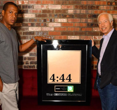Chart Check: Jay-Z's '4:44' Certified Platinum After Only Five Days