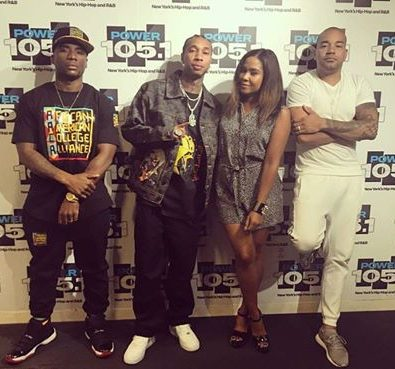 Tyga Talks Losing Kylie Jenner To Travis Scott, Warning Rob Kardashian About Blac Chyna, Says Cash Money Still Owes Him Over 12 Million & More at 'The Breakfast Club' [Video]